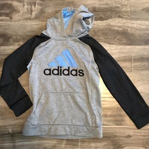 Boys size medium Adidas hoodie